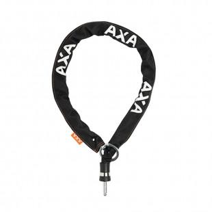 Axa RLC PLUS Chaine pour antivol 140cm noir, épaisseur 5,5mm, boulon 10mm
