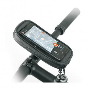 SKS HOUSSE TÉLÉPHONE SMARTBOY PLUS 155x80x15 mm NOIRE SKS