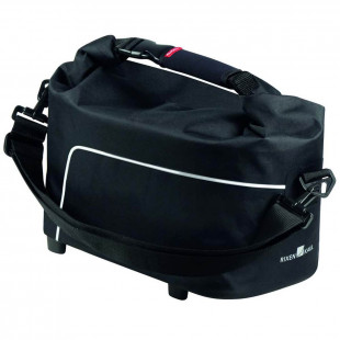 Klickfix Rackpack Waterproof Noir Uniklip