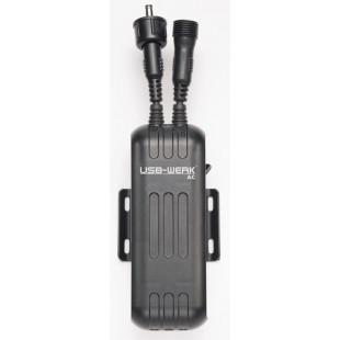 Busch et Muller Chargeur USB B+M AC pour cycle par dynamo